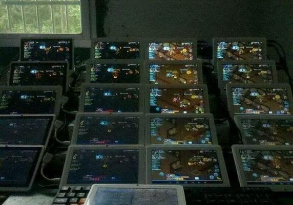 手游工作室赚钱,游戏工作室展示图!  游戏工作室 手游工作室 第1张