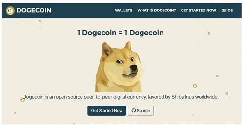 狗狗币DOGE是怎么来的?狗狗币最初是怎么产生的?  狗狗币 DOGE 狗狗币的诞生 创造狗狗币 第1张